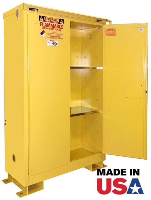 45 Gallon Outdoor Flammable Cabinet
