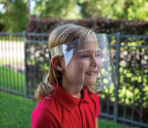 Disposable Child Face Shield