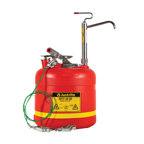 Safety Can with Pump