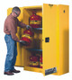 45 Gallon Safety Cabinet in Use