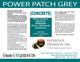 POWER PATCH GREY LABEL - AC-970