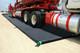 Foam Spill Containment Berm