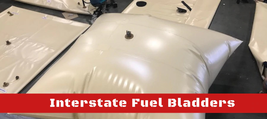 Water Fuel Pillow Bladder Tanks Interstate Products