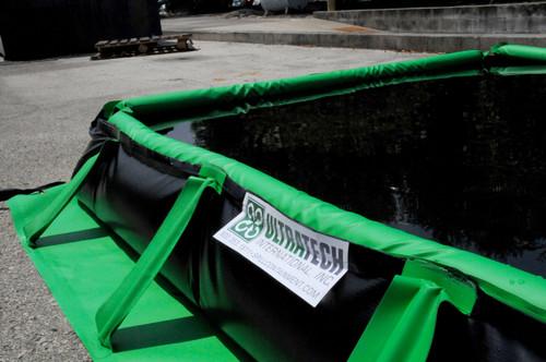 Ultra Containment Rapid Rise Spill Berm 12 X 12 X 12 Quot