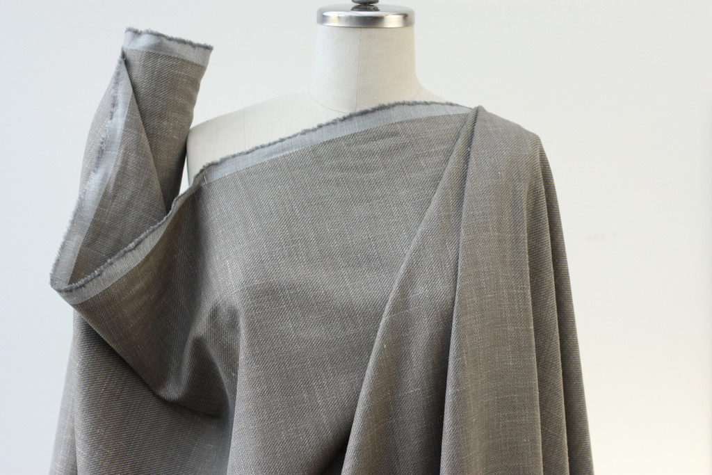 Stone Wool Suiting