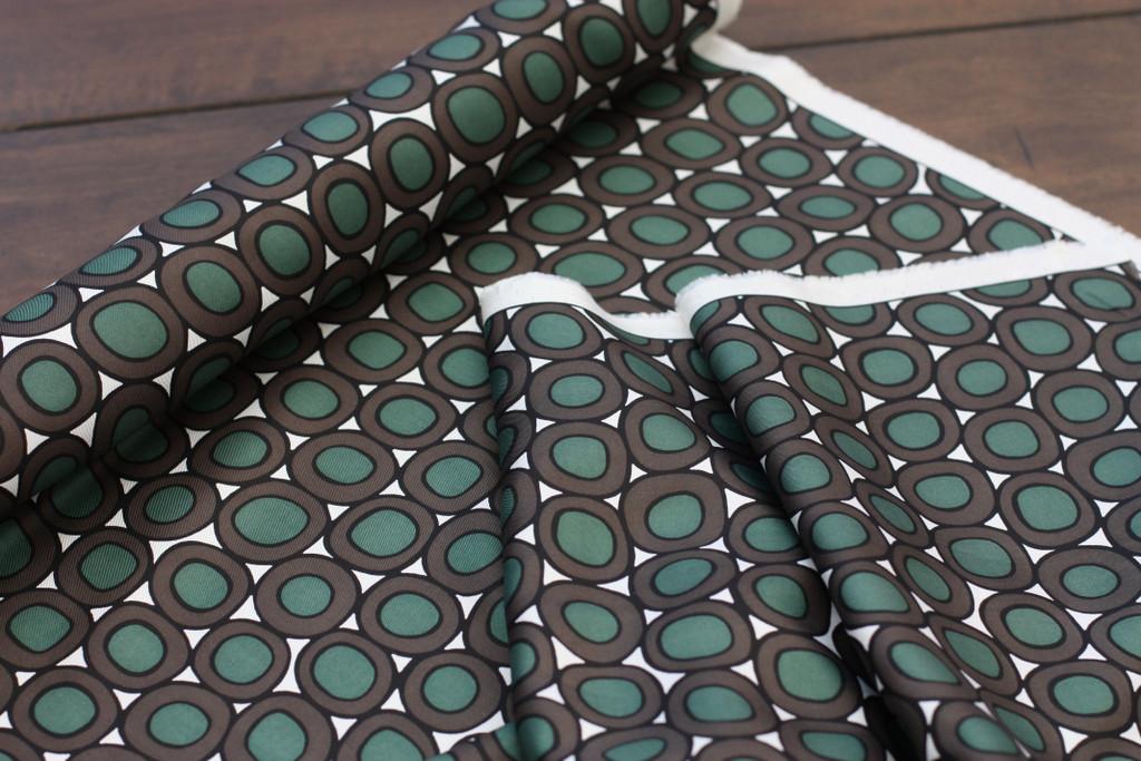 Emerald Loop Silk