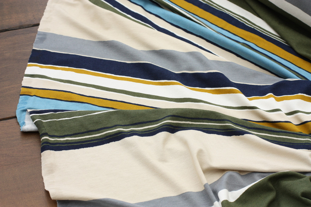 Port Townsend Stripe Knit