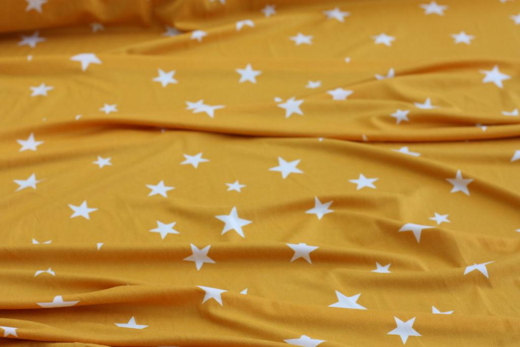 Golden Star Knit