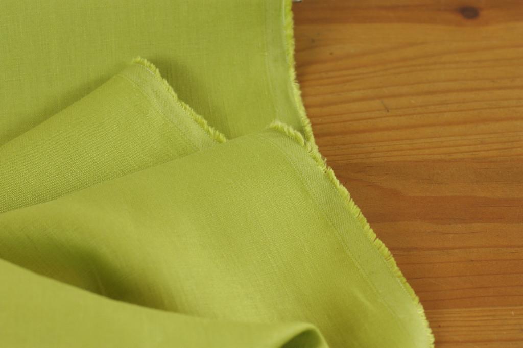 Bright Sage Linen