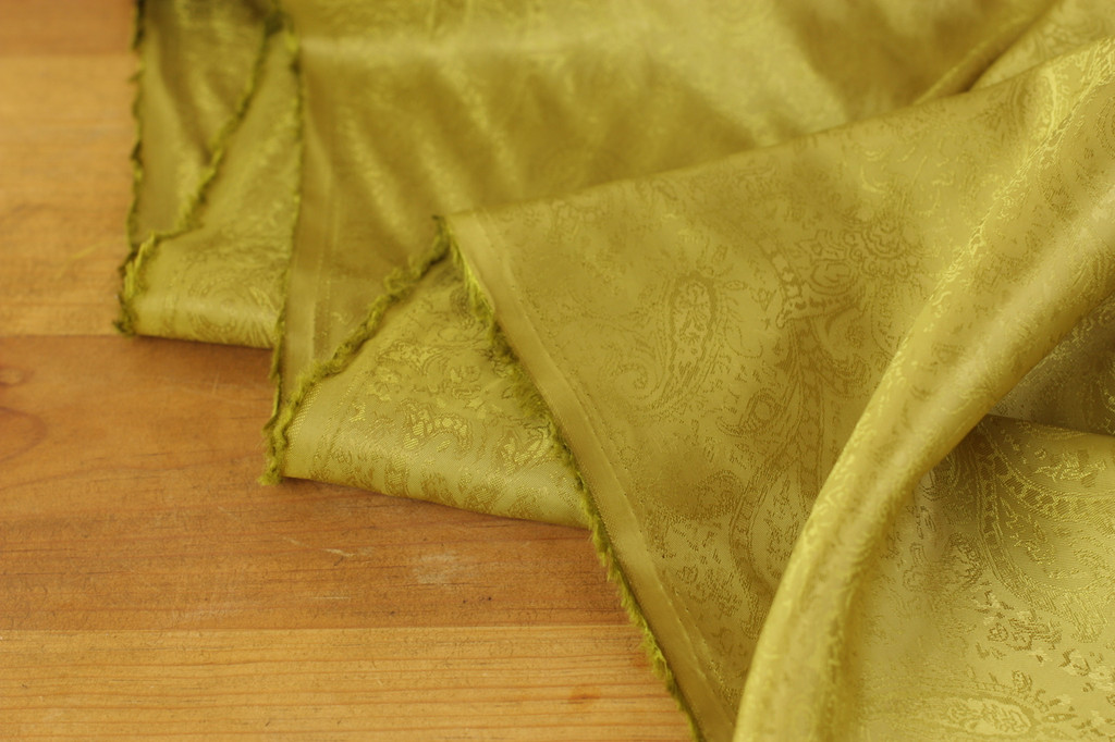 Chartreuse Lining