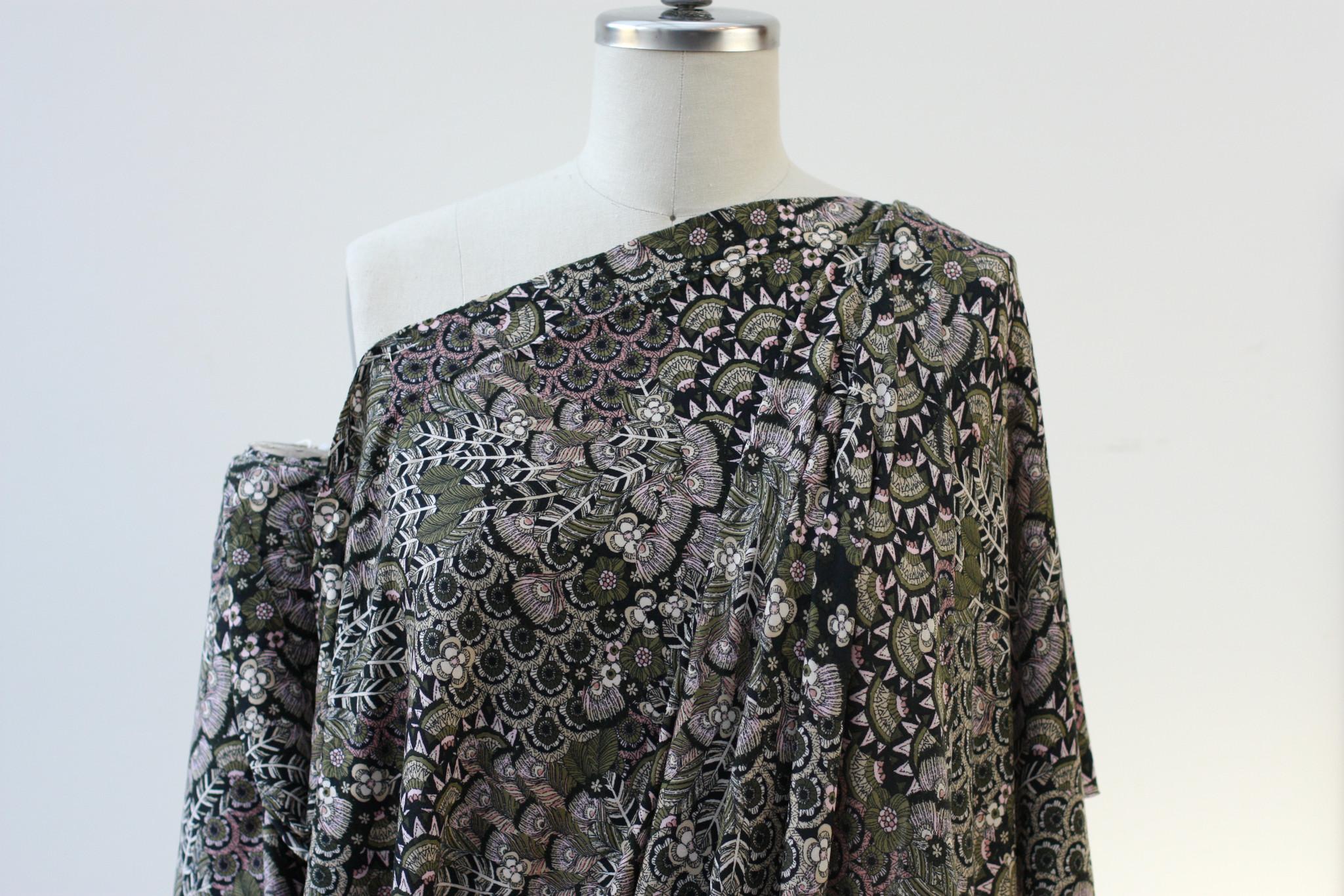 Blush & Bud Jersey Knit