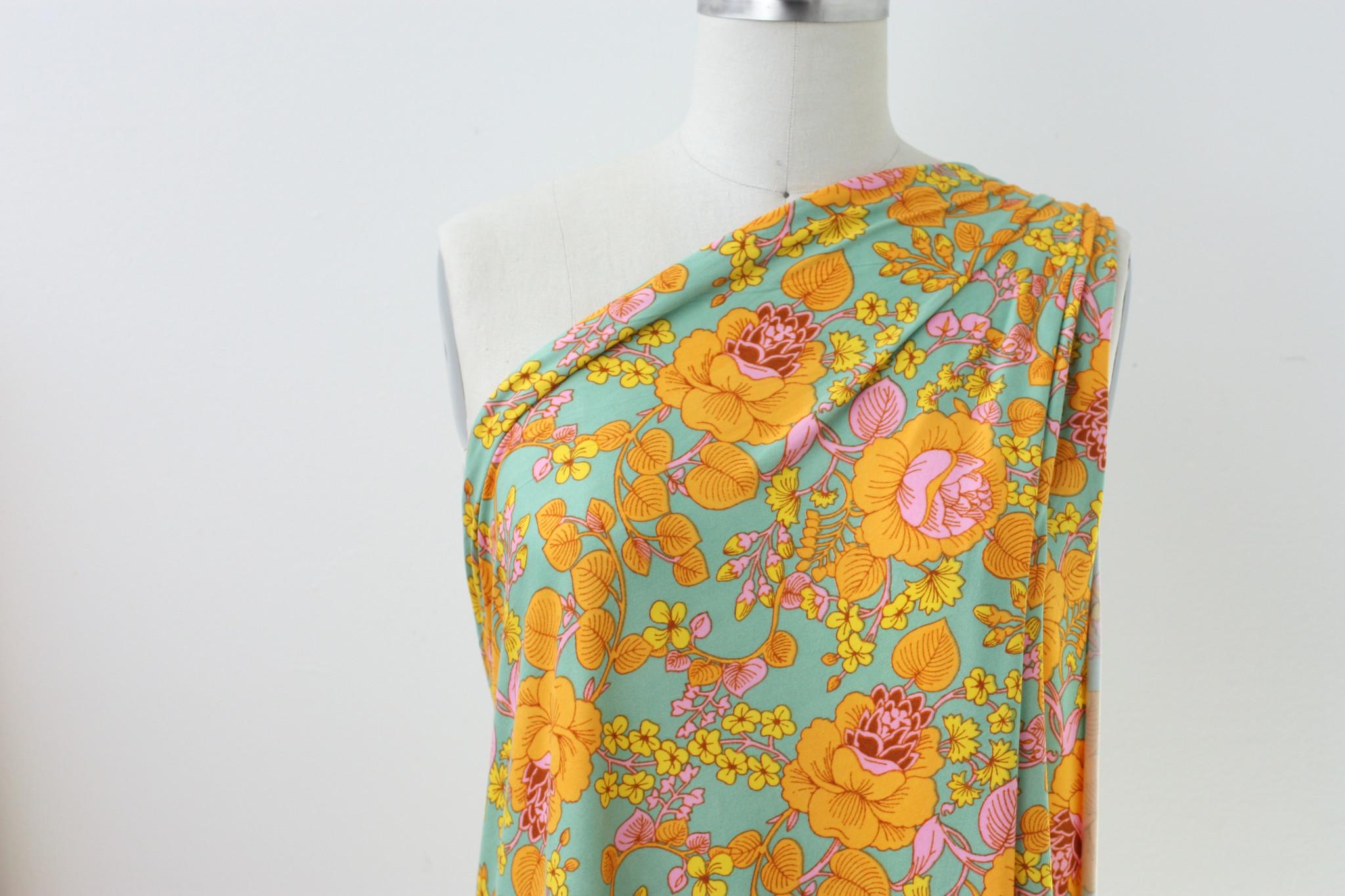 Sherbert Floral Knit