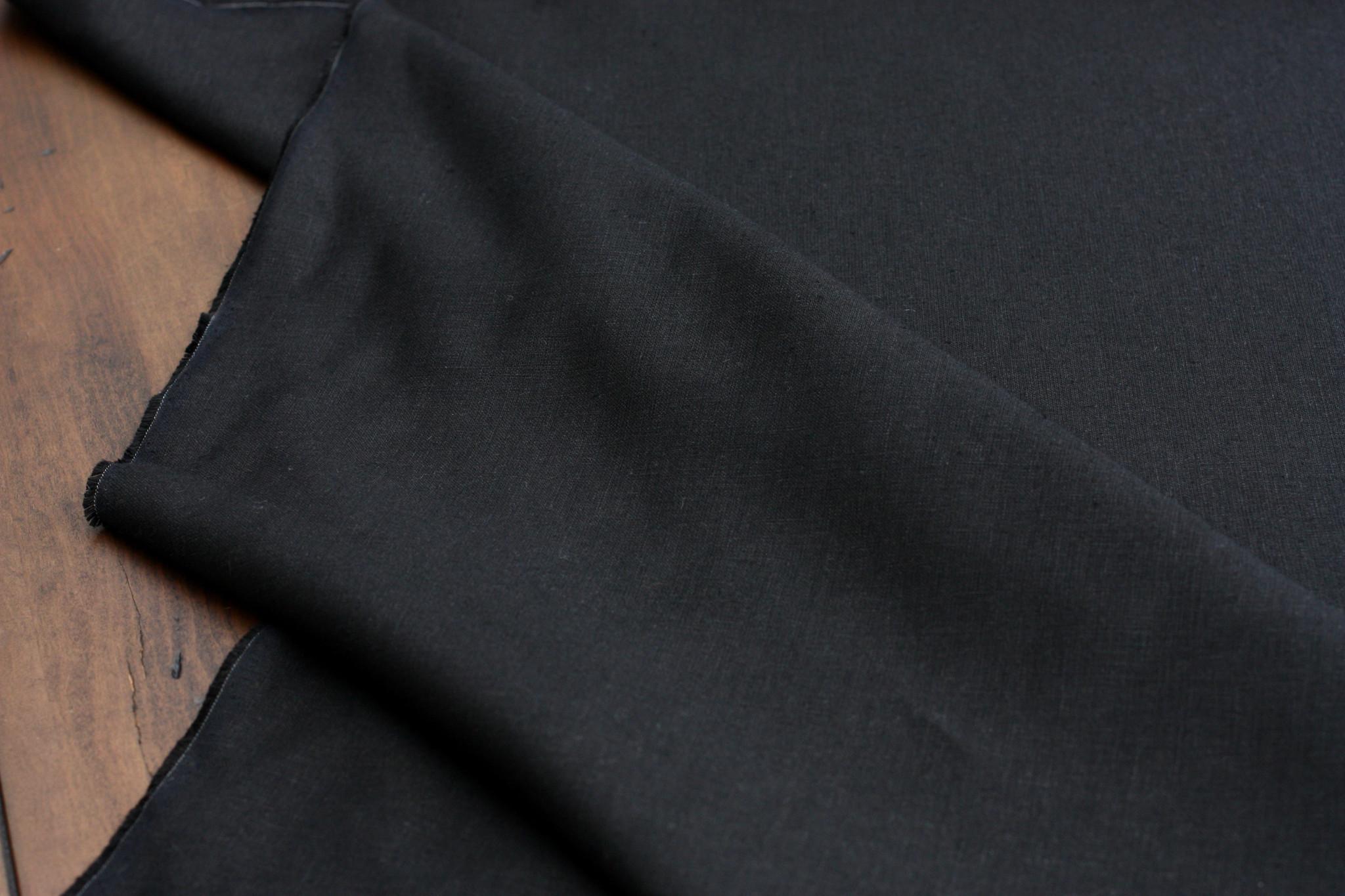 Black European Linen
