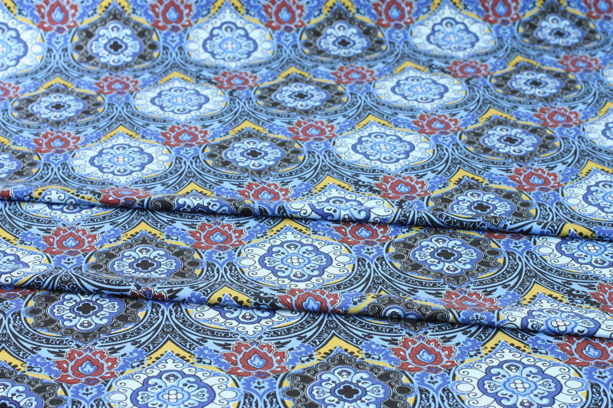 Blue Tile Jersey