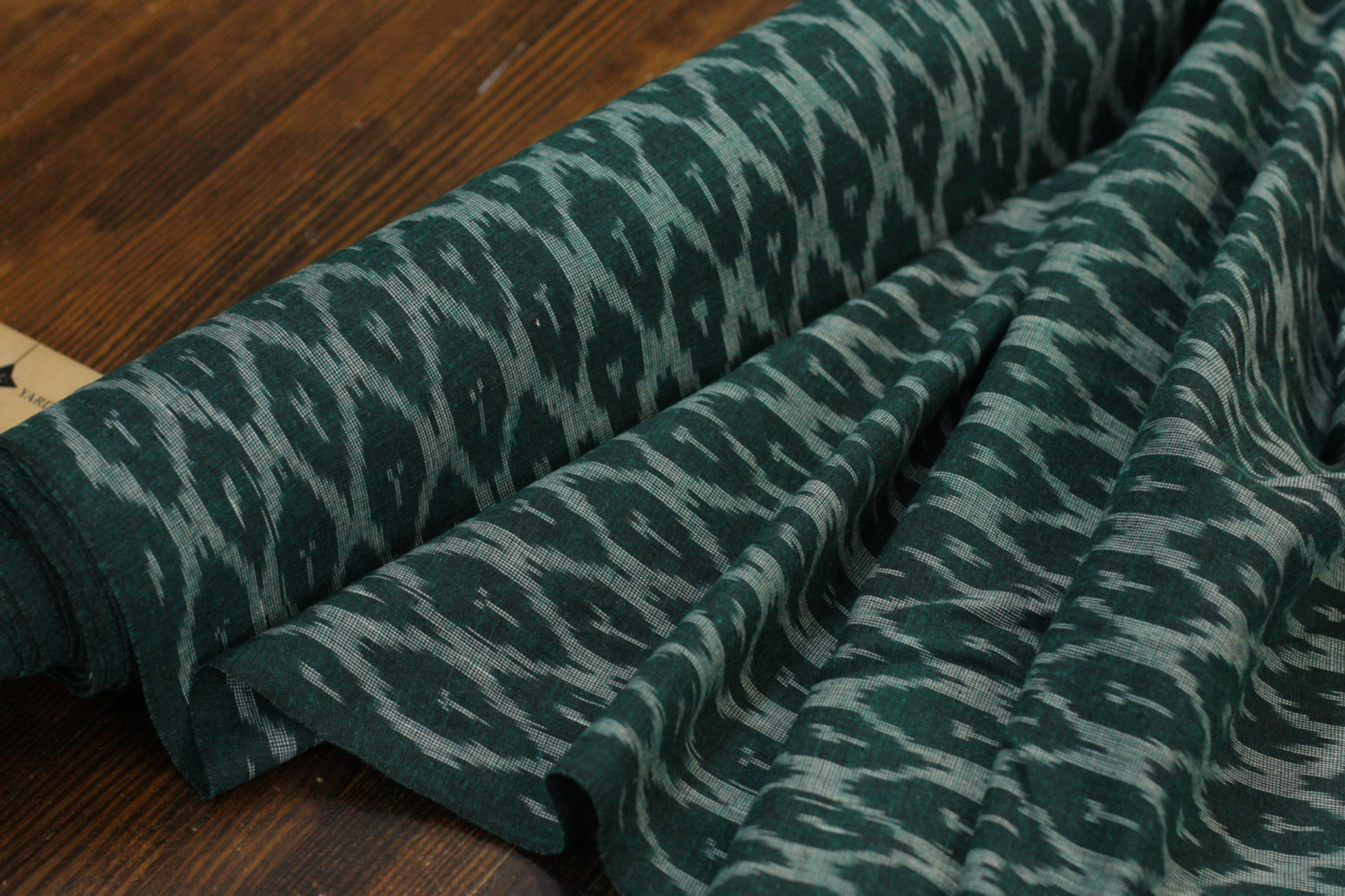 Evergreen Ikat