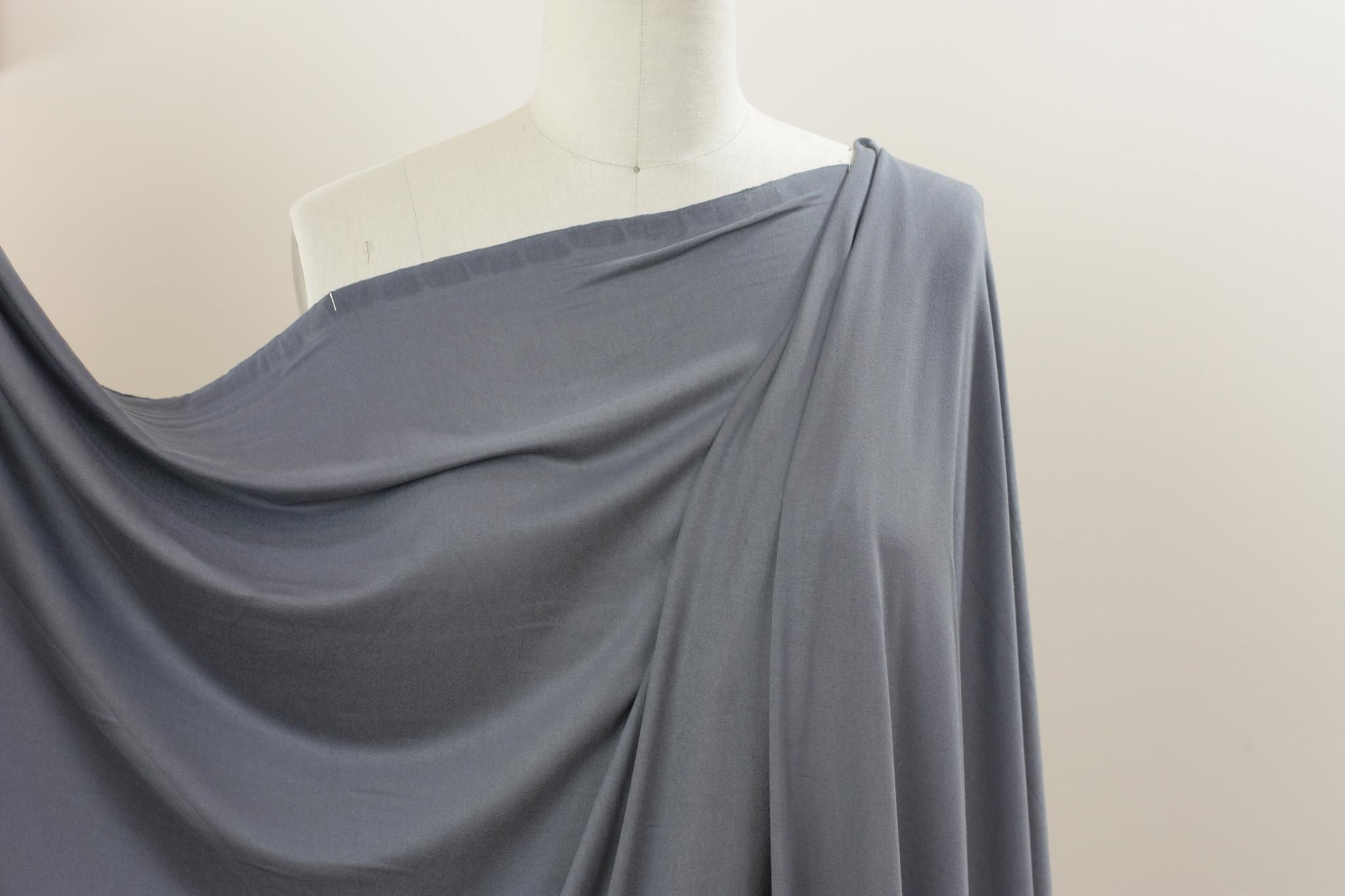 Steel Jersey Knit