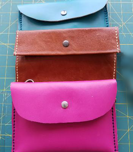 Small Leather Goods: Intro to Leather Working November 16