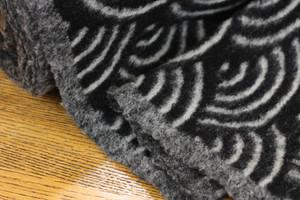 Charcoal Boiled Wool