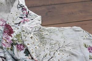 Bamboo Cloud Silk