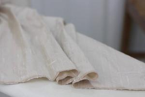 Eggshell Silk Dupioni