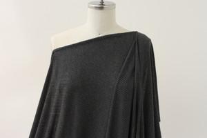 Charcoal Stitch Knit