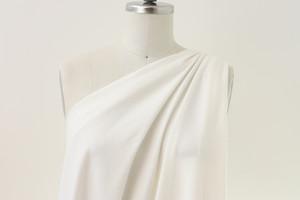 Ivory White Organic Jersey