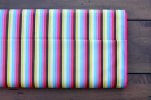 Retro Stripe Cotton