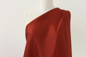 Terra Cotta Silk Linen