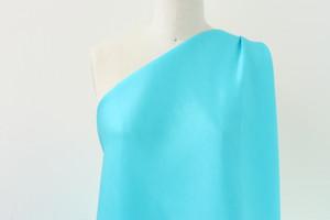 Aqua Silk Linen