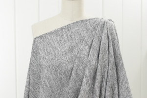 Grey Sweater Knit