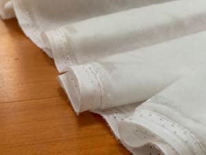 White Silk Velvet