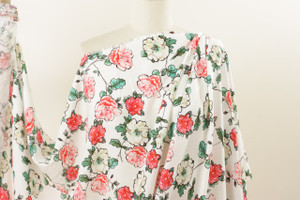 Spring Floral Rayon