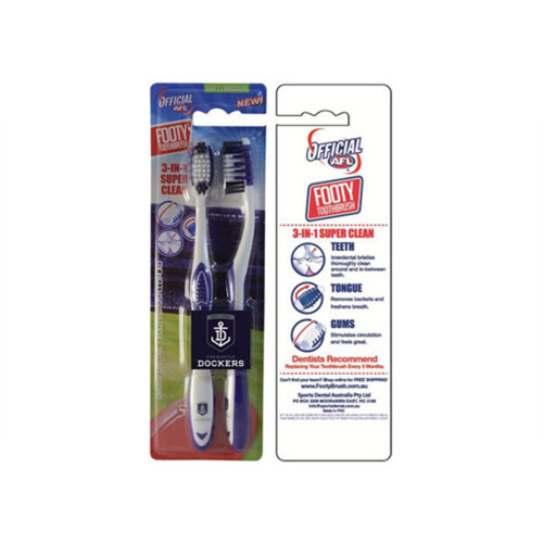 Adult Toothbrush Set of 2