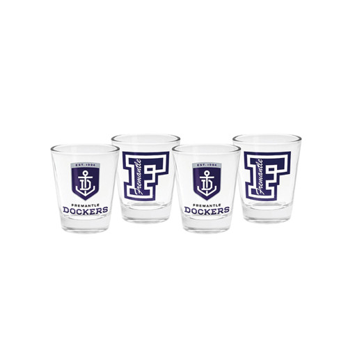 4PK Shot Glass