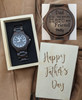 Father's Day Atan Blackwood and Silver Style 1