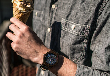 The Wooden Watch Trend: 5 Ways To Rock a Wooden Watch
