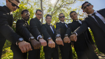 Engraving Ideas for Groomsmen Wooden Watches