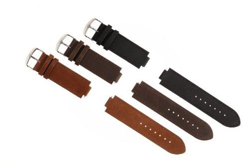 Men's Replacement Leather Watch Band