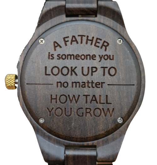 Fathers' Day Blackwood & Silver Style 5