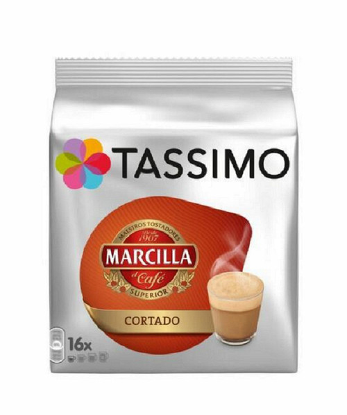 5 Pack Tassimo Jacobs Medaille D/'Or Pod Capsule T-Disc 80 Drinks