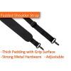 Protec Shoulder Strap – Padded (Metal Hardware)