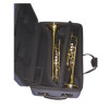 Marcus Bonna Case for 3 Trumpets- Black