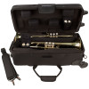 Protec iPAC Double Trumpet Case Black