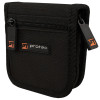 Protec Trumpet / Small Brass Mouthpiece Pouch – 3 Piece (Nylon) with Zipper Closure