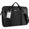 Protec Slim Portfolio Bag, Size Large (Black)