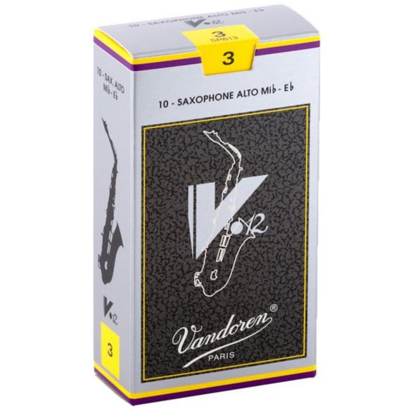 Vandoren Alto Sax V12 Reeds
