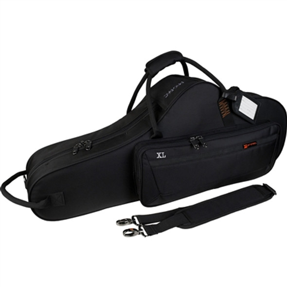 Protec Tenor Saxophone Extra Large Contoured Pro Pac Case Black