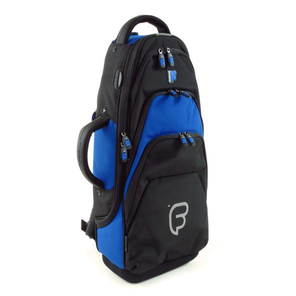 Fusion Premium Alto Sax, Black/Blue