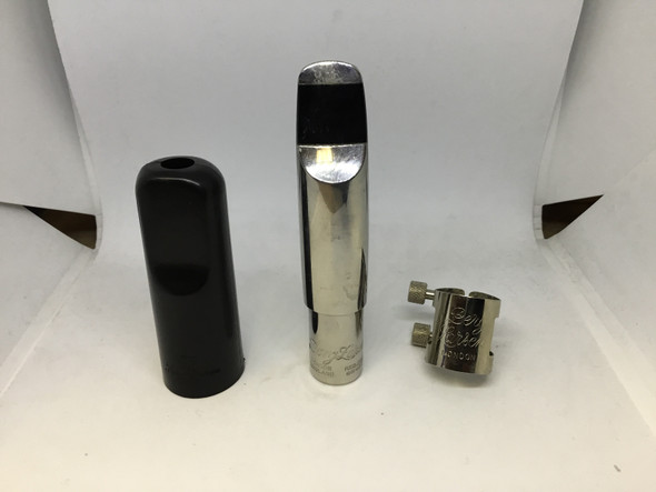 Used Berg Larsen 105/2 SMS Metal Tenor Sax Mouthpiece