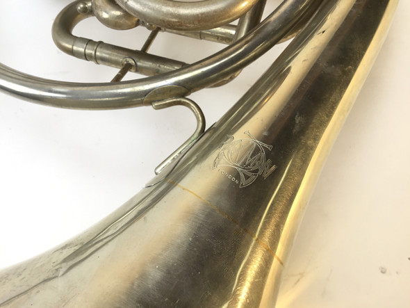 Used Paxman (Merewether) F/Bb Double French Horn with Stopping/Half Step 5th Valve (SN: 58012L)